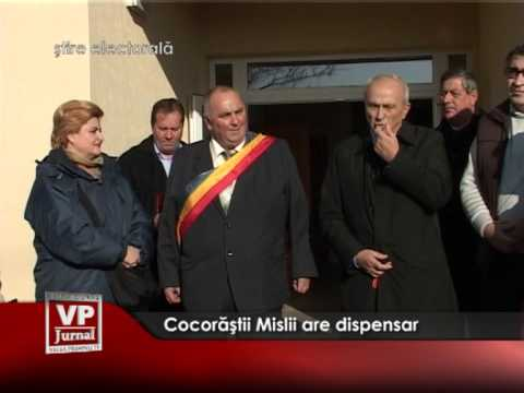 Cocorăștii Mislii are dispensar