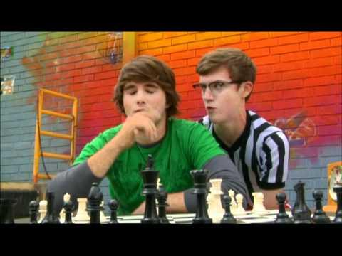 Zeke & Luther - Szachowa próba sił - DisneyXD