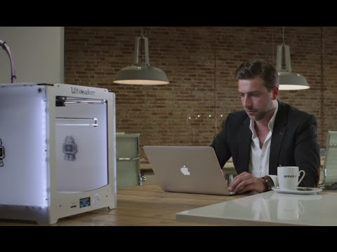 【3D PRINT】Ultimaker | Ultimaker 2 - Commercial