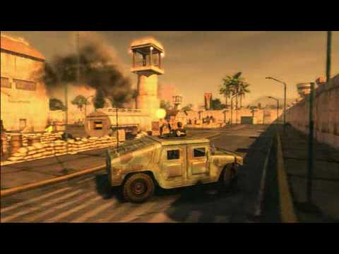 Mercenaries 2: World in Flames #2