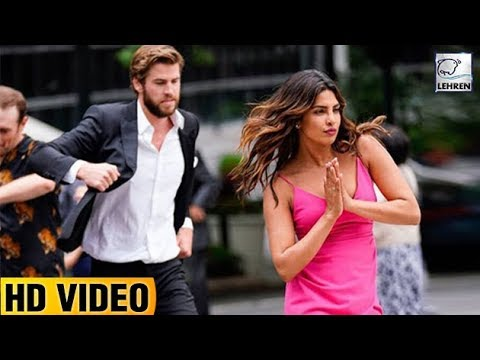 Priyanka Chopra's CRAZY Dance With Hollywood Stars | Isn't It Romantic? | LehrenTV