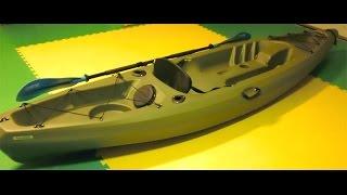 Video Future Beach Discovery 124F Kayak Review MP3, 3GP, MP4, WEBM, AVI, FLV Agustus 2018