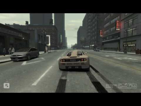 GTA 4 mega Unfall (mit verändertem Handling) HD 720p