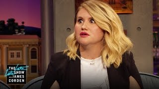 """James asks Jillian Bell about any rough nights of her own making """"Rough Night"""" and Jillian talks about her adventure trying..."""