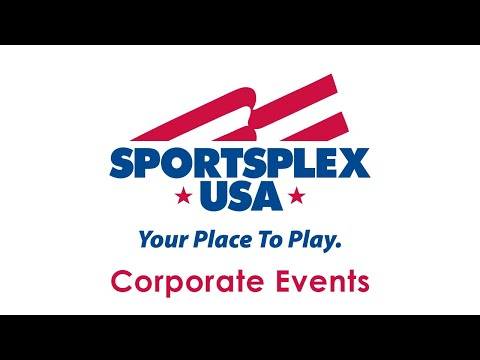 Sportsplex USA Corporate Events