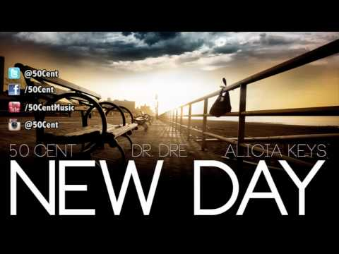 "50 Cent ""New Day"" Ft Dr Dre & Alicia Keys"