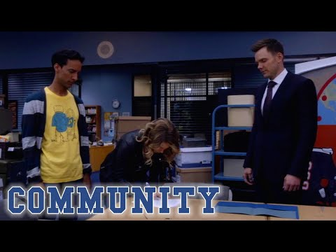The Study Group Agrees To Sue Greendale | Community