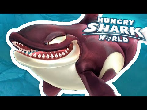 NEW KILLER WHALE!! - Hungry Shark World | Ep 26