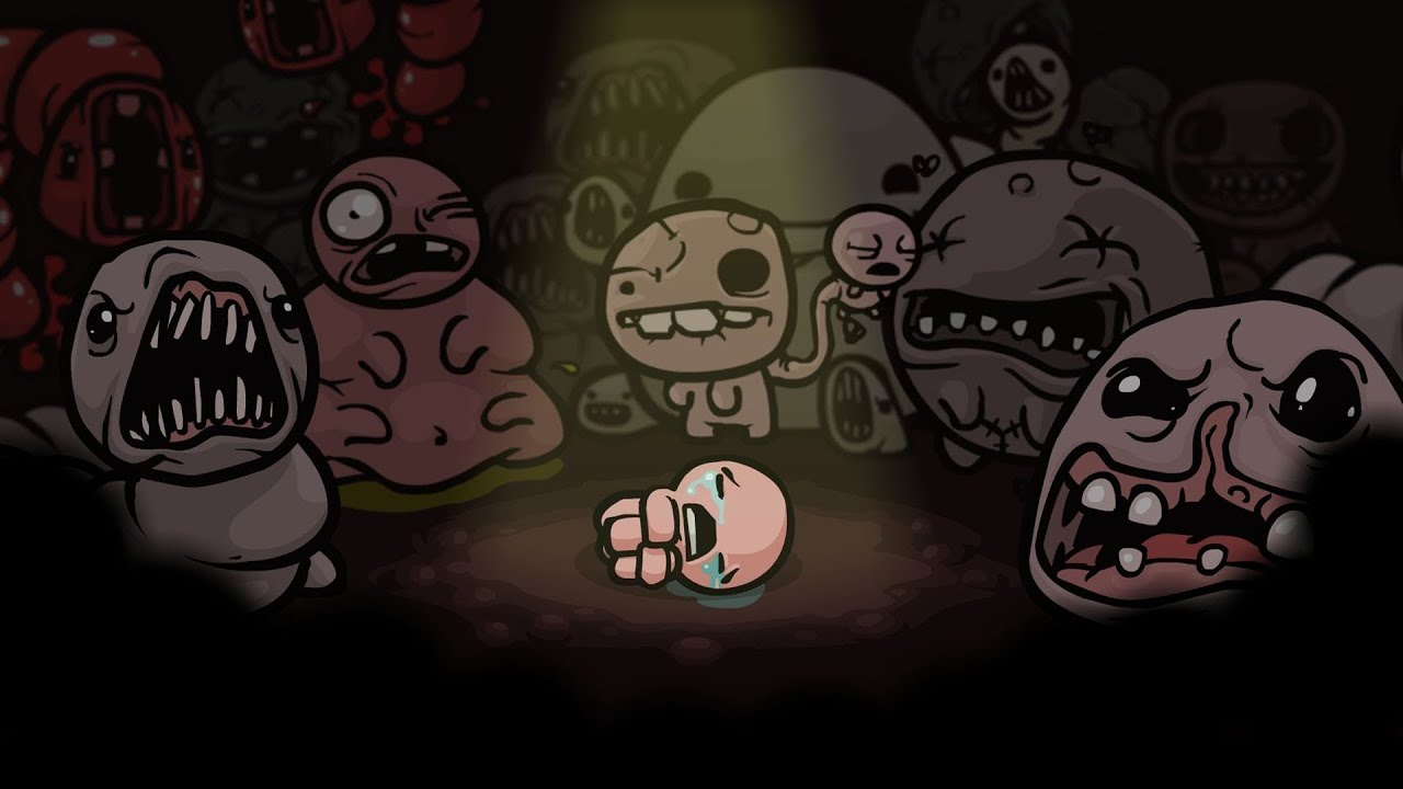 'The Binding of Isaac: Rebirth' Could Be Heading to the iPad