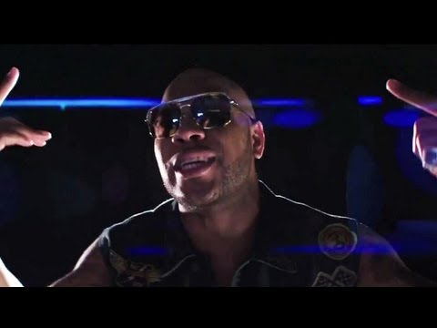 Cry' - The official music video for Flo Rida