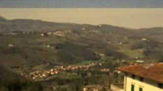 Fiesole Italy  City new picture : A Town Walk in Fiesole Italy