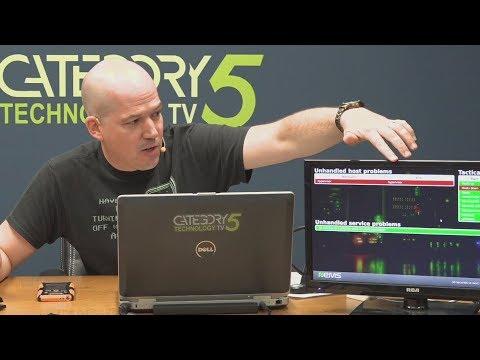 NEMS Linux 1.4.1 - The FREE Nagios Enterprise Monitoring Server