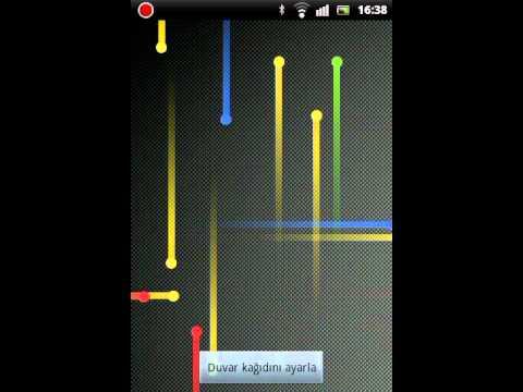 Video of Nexus Live Wallpaper