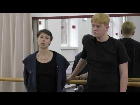 Бидная Е.О. Танцевально-пластический тренинг для студентов с нарушением опорно-двигательного аппарата