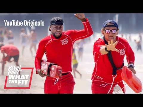 Lifeguarding with Casey Neistat and Kevin Hart - Thời lượng: 15 phút.