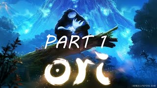 Ori best platform game ever !! Walkthrough Gameplay Part1 Just started and already lost friend so sad ;/ PC ,Xbox , PS4 , HD 1080