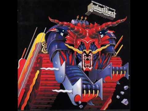 Judas Priest- Night Comes Down with lyrics