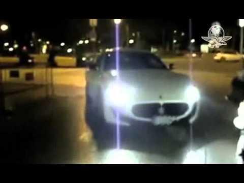 Messi estrena lujoso Maserati deportivo