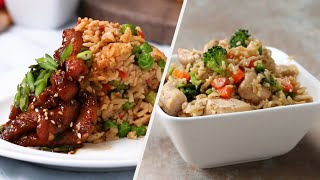 8 Simple Ways To Make Fried Rice • Tasty by Tasty