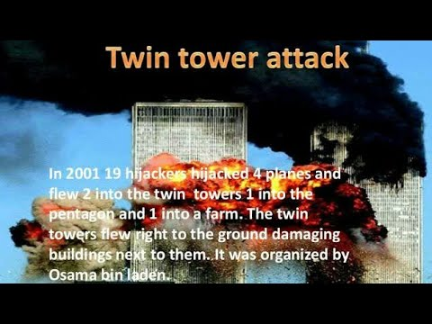 Rare footage of WTC World Trade Center's Twin Tower ◇11September 2001 Terrorist Attack