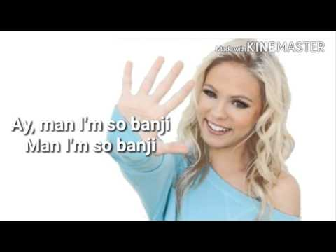 Jordyn Jones —Banji lyrics