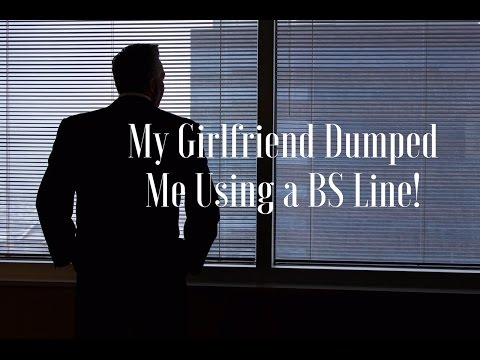 My Girlfriend Dumped Me After 2 yrs With Cheesy Breakup Line!