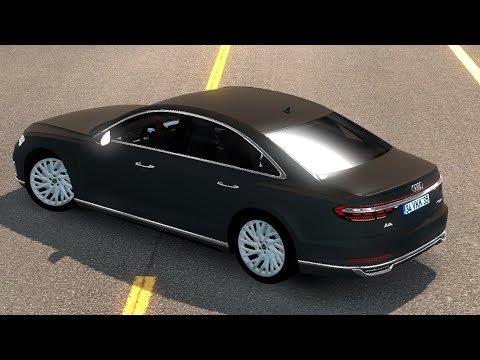 Audi A8 2018 v1.0