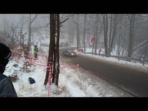 Darvit VI Walimska Zimówka 2018 - Subaru Impreza 555 Maxx Attack