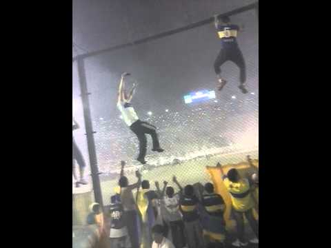 Video - BOCA VS RIBER SUD2014 RECIBIMIENTO - La 12 - Boca Juniors - Argentina