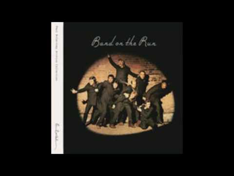 Paul McCartney & Wings  Band On the Run Full Album