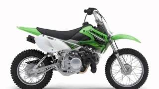 10. 2010 Kawasaki KLX 110 - Review