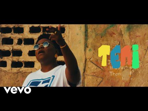 DOWNLOAD VIDEO: Teni - Pareke mp4