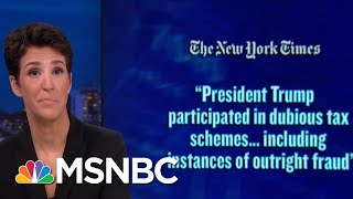 Video Fraud Of Donald Trump's Self-Made Persona Exposed In Father's Financials | Rachel Maddow | MSNBC MP3, 3GP, MP4, WEBM, AVI, FLV Maret 2019