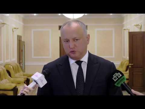 Президент Республики Молдова провел встречу с бывшими президентами, премьер-министрами и председателей парламента