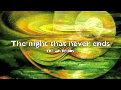 The cɑt empire - The night that never ends