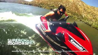 6. Kawasaki Jet Ski Ultra 310LX