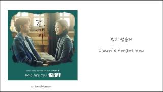 (KOR/ENG) [도깨비 OST Part 6] 샘김 (Sam Kim) - Who Are You LYRICS VIDEO