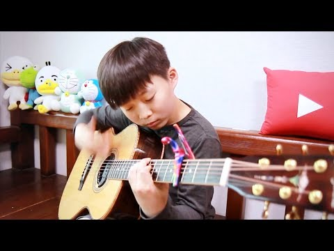 Payphone ( Maroon 5 ) _ Fingerstyle guitar arranged & cover by Sean Song - Thời lượng: 3 phút, 38 giây.