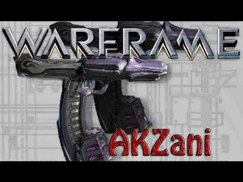 Warframe 158 – Lets Build The AKZani