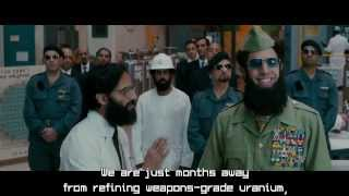 Video The Dictator (2012) - Nuclear Nadal - [Full Scene] MP3, 3GP, MP4, WEBM, AVI, FLV Maret 2019