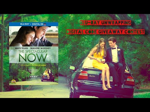 BLU-RAY UNWRAPPING: THE SPECTACULAR NOW (2013)