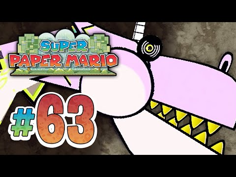 Super Paper Mario - Flipside Boss Wracktail - Episode 63 - KoopaKungFu