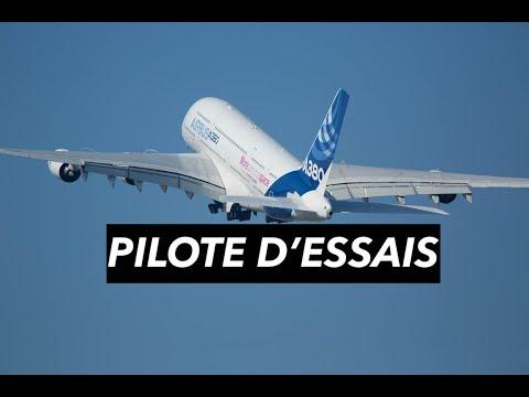 Comment DEVENIR PILOTE D'ESSAIS ?