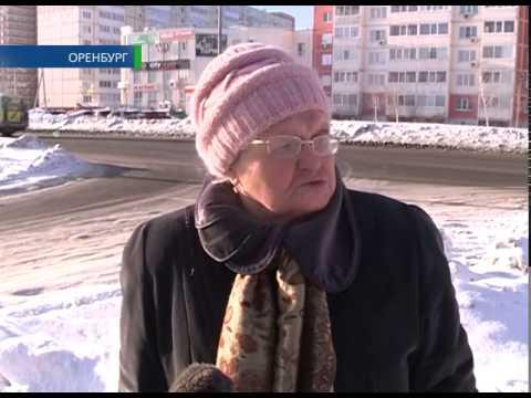 снег, Оренбург, сугробы, уборка