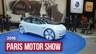 Volkswagen's electric, autonomous I.D. is coming... in 2020 by Roadshow