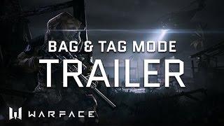 Video Warface - Trailer - Bag and Tag Game Mode MP3, 3GP, MP4, WEBM, AVI, FLV Juli 2018