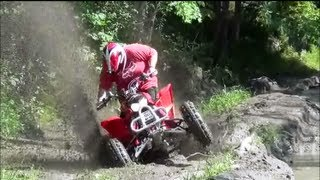 Video HONDA TRX 450R STUCK!! JUST A SATURDAY AFTERNOON RIDE! MP3, 3GP, MP4, WEBM, AVI, FLV Juni 2017