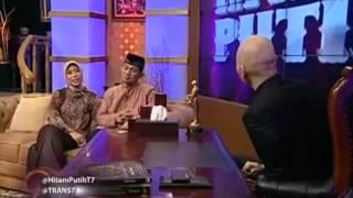 Video Ustadz Wijayanto dan Sekeluarga @HitamPutihT7 - @Trans7 28-08-2012 MP3, 3GP, MP4, WEBM, AVI, FLV Juni 2019