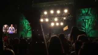 """ACL 2014 - Outkast Intro """"B.O.B."""" (Bombs Over Baghdad)"""