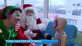 Jaú: crianças têm dia especial no Amaral Carvalho